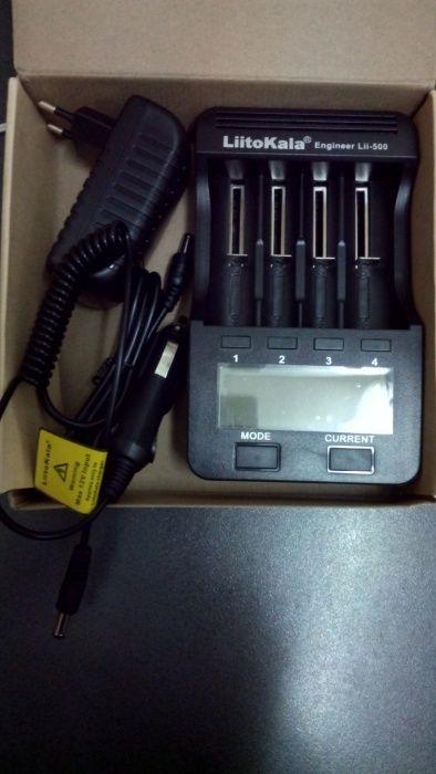Зарядное устройство Liitokala-500