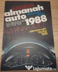 Almanah Auto 1988