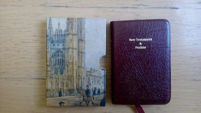 Vand BIBLIE (mini) origine Anglia