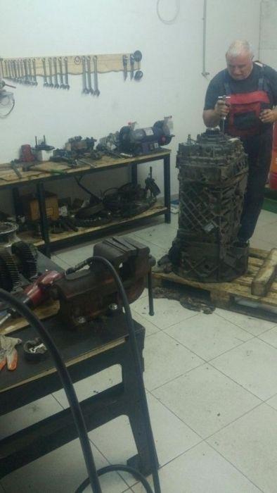 резервни части и ремонт на скоростни кутии и диференциали