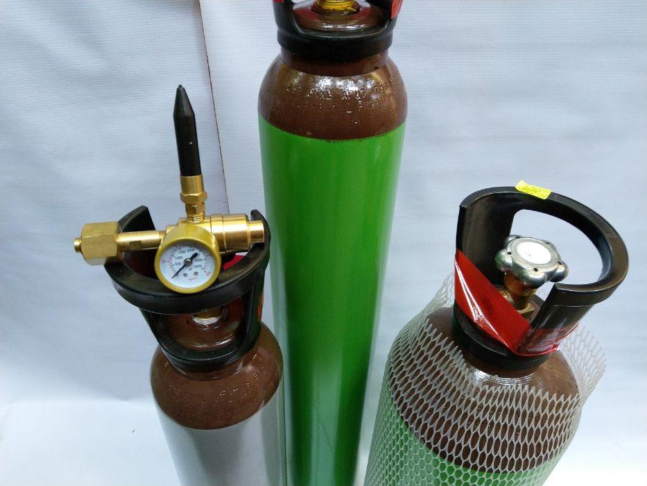 Хелий газ,газови бутилки заредени с Хелий.Обем в кубици:1/1,5/2 и др. гр. Пазарджик - image 3