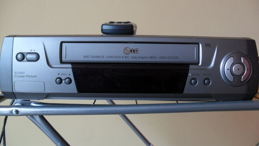 video recorder LG