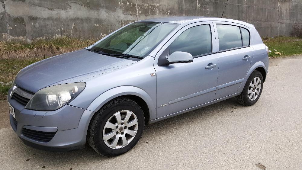 Portiera stanga dreapta fata spate cod Z4AU Opel Astra H din 2005