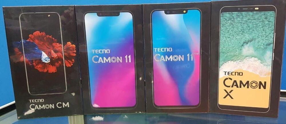 Tecno Camon 11 com 32gb de memoria interna