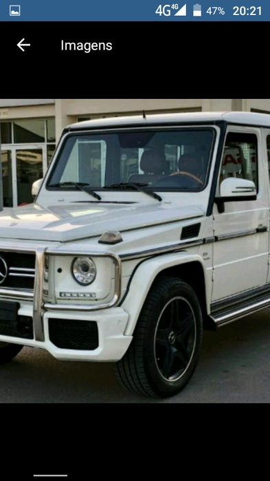 Mercedes benz g 63 novo a venda