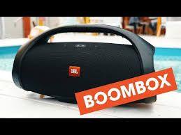 Sound boombox em promoção