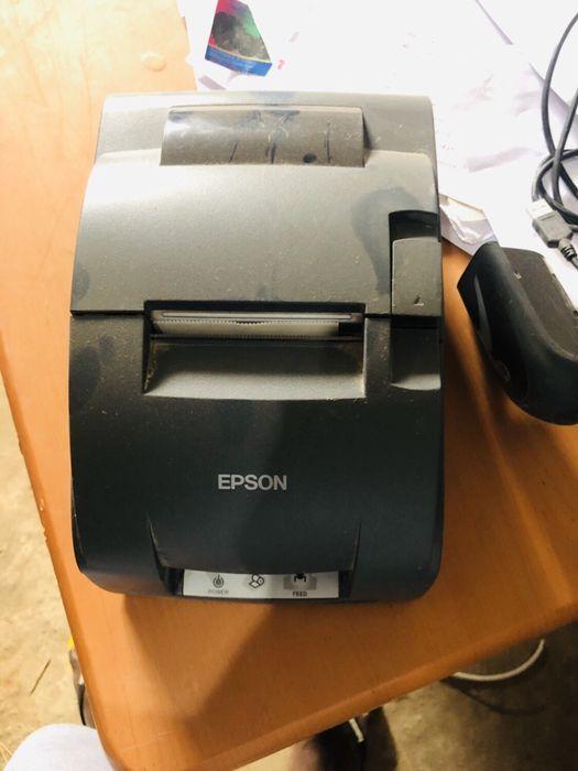Vendo impressora termica quase nova