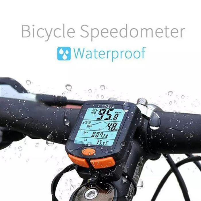 Bicicleta velocímetro