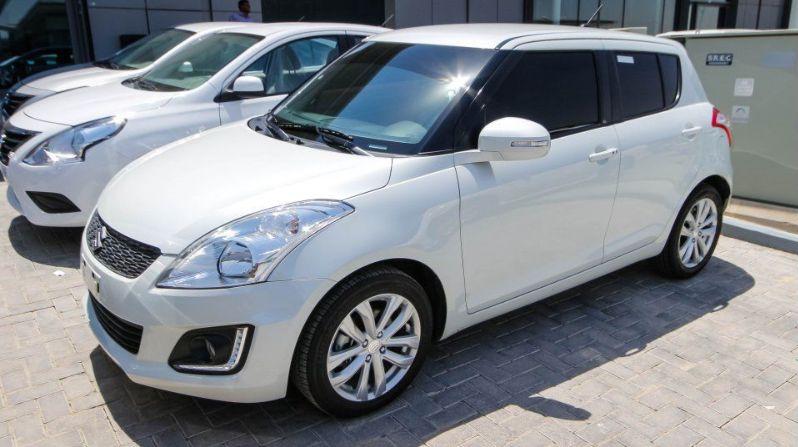 Promoção de Suzuki Swift