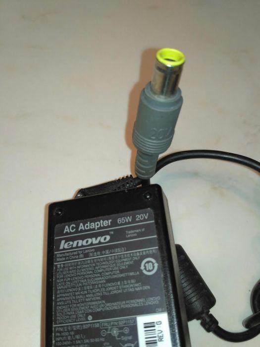 ThinkPad and Lenovo 65W AC 20w 3,42a