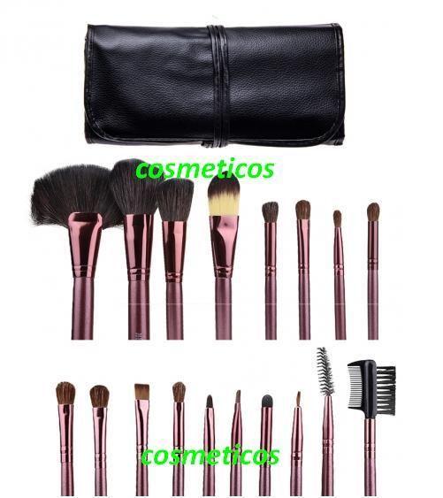Set pensule machiaj par natural calitate superioara Megaga - Make up