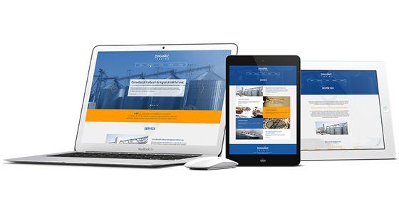 Wordpress | dezvoltare web | magazine online | prezentare servicii