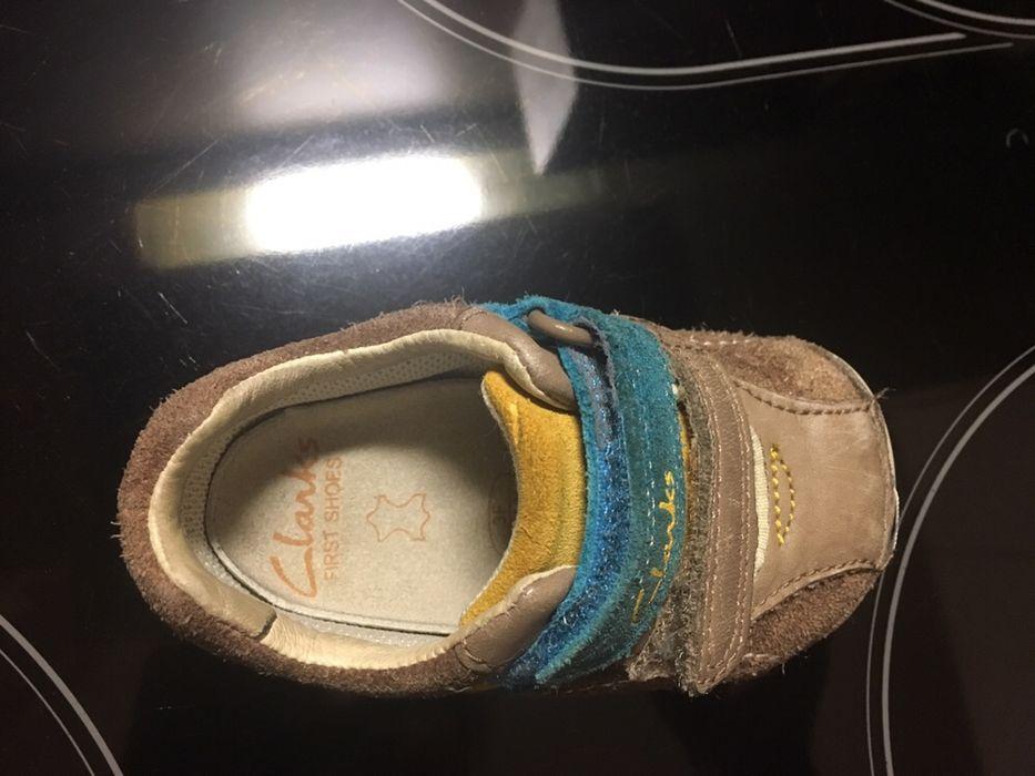 Бебешки обувки Clarks 3F гр. София - image 6