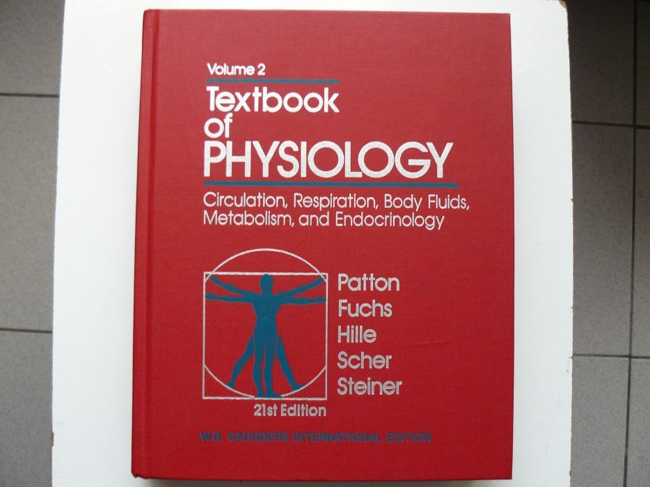 "CARTE MEDICALA ""Textbook of Physiology"" vol 2,in limba Engleza"