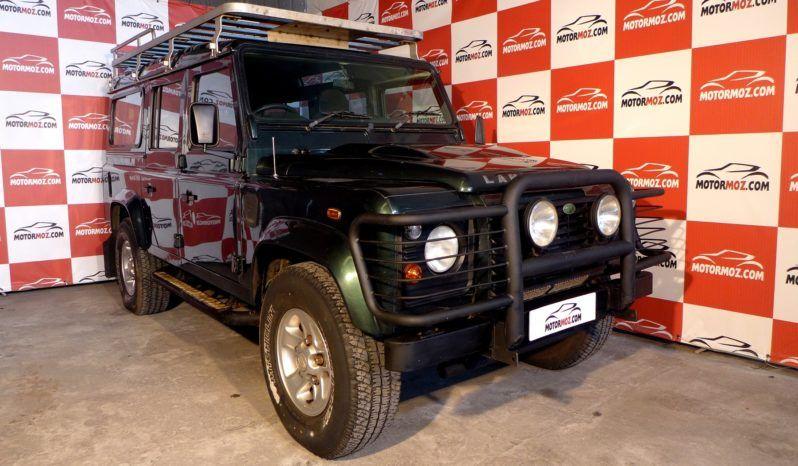 Land Rover Defender110- TD5 -Um verdadeiro Rinoceronte da Estrada