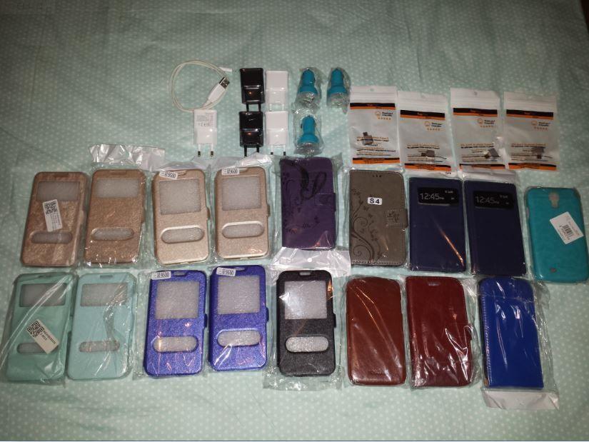 Samsung S4 Huse magnet, Accesorii