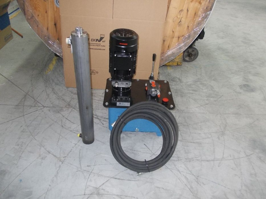 Presa hidraulica - Prese hidraulice componente