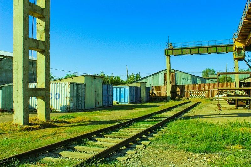 Аренда подкрановой площадки и мостового крана Уральск