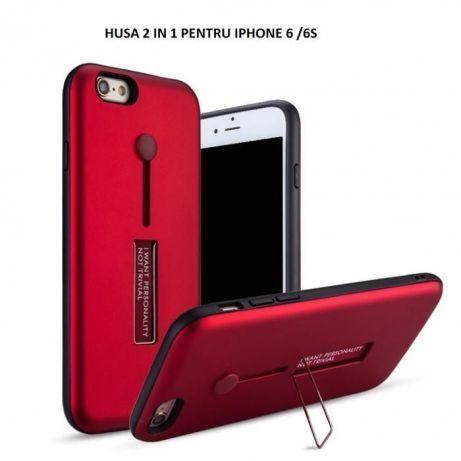 Husa Antisoc iPhone 6 /6s + Folie Sticla Gratuit!