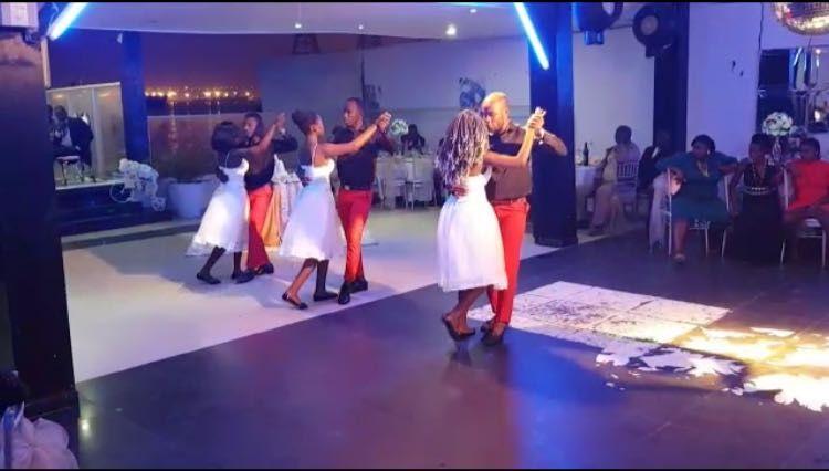 Grupo de dança para Casamentos e outros eventos