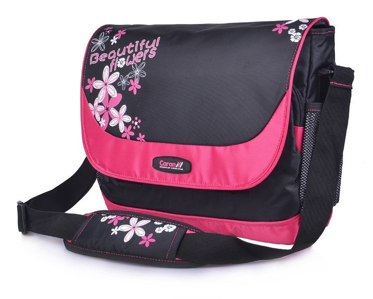 новая школьная сумка для девочки
