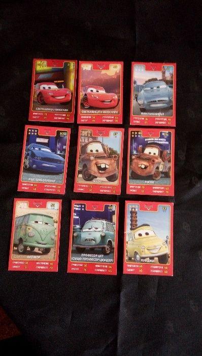 Картички - Звездите на Disney Pixar , картинки