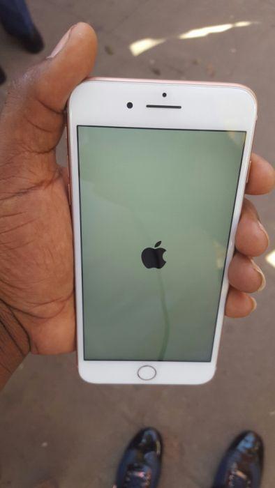 Iphone 8 pluz 256g super cline