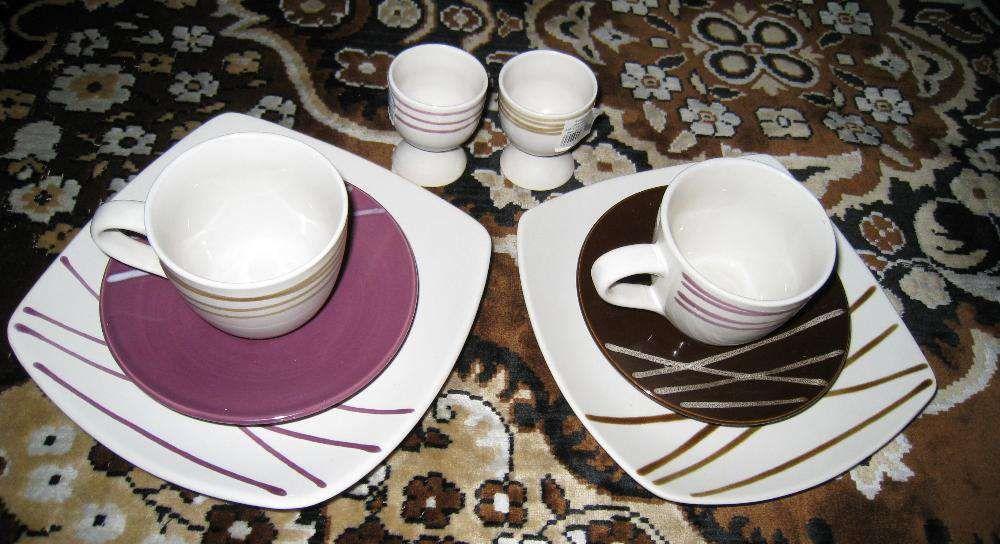 Чайно-кофейный набор на 2х Flirt (Ritzenhoff & Breker)