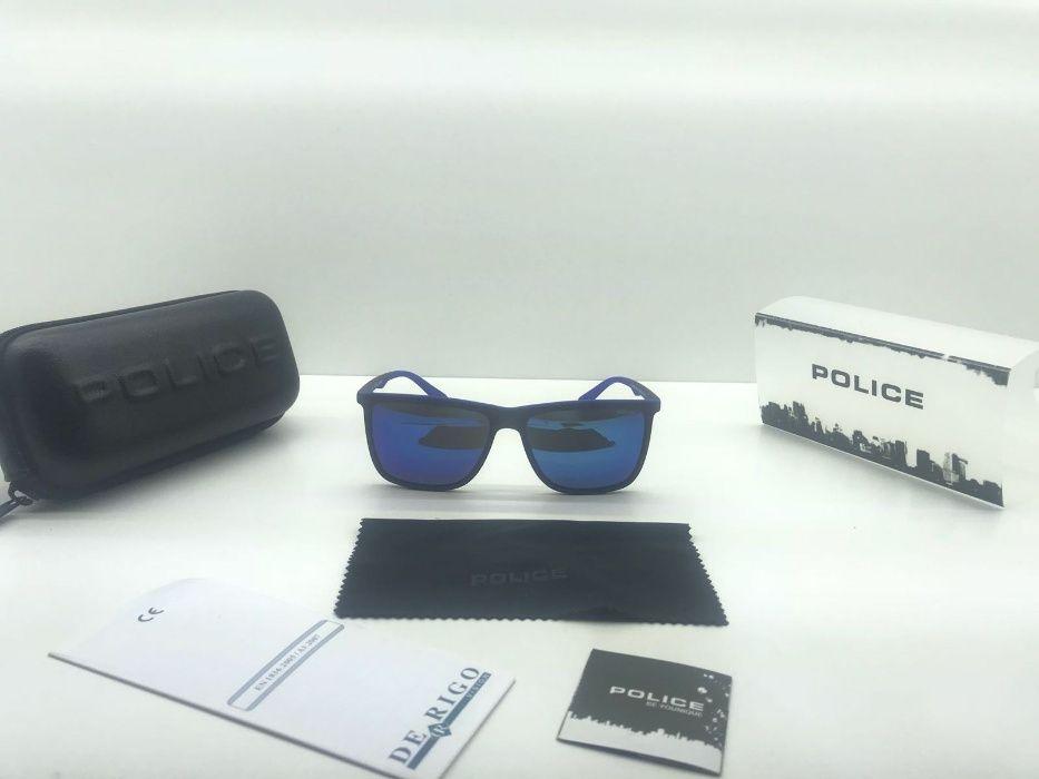 Ochelari de soare POLICE +3 SPEED 3 SPL492 56 16 COL.9ACB 140