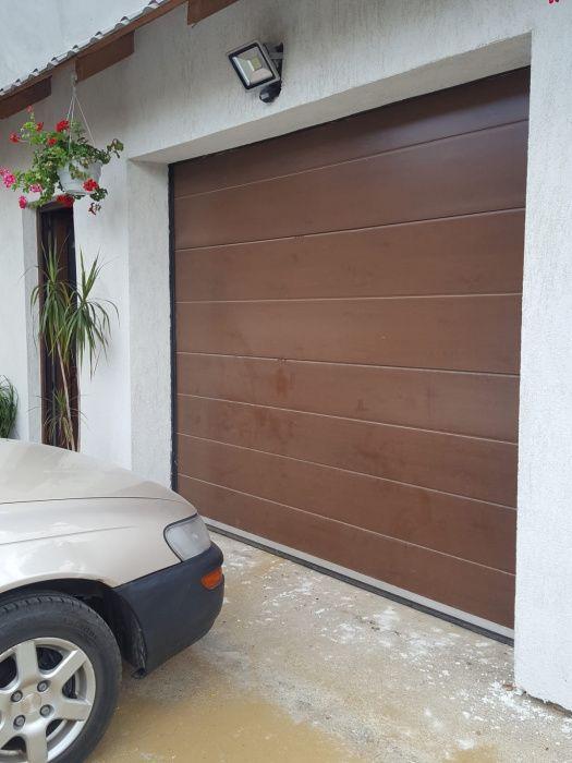 Usa Garaj Sectionala 2500x2200 Nuc - Satu Mare