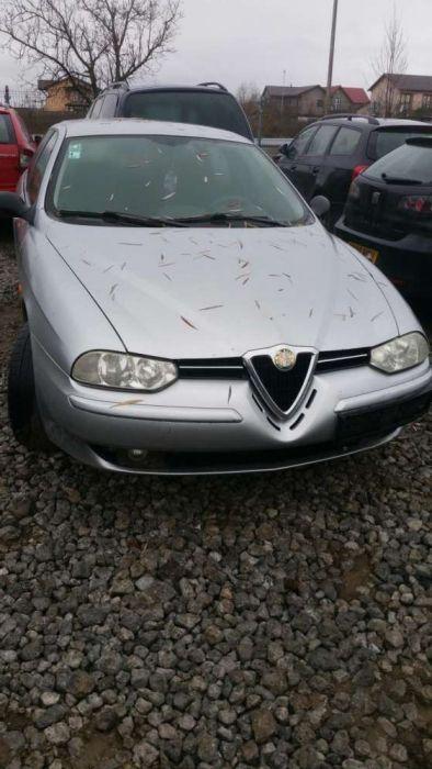 Alfa Romeo 156 din 2005,1.9 JTD twin spark volan pe stanga