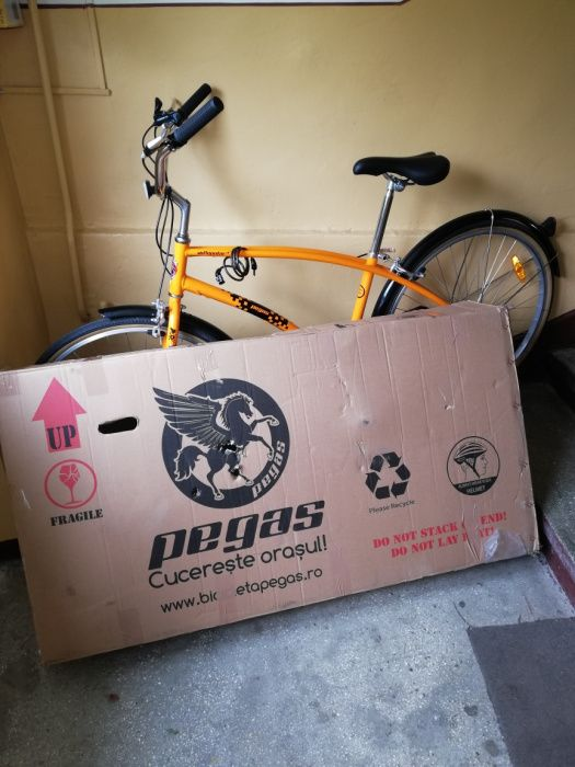 Super oferta bicicleta noua Pegas Popular