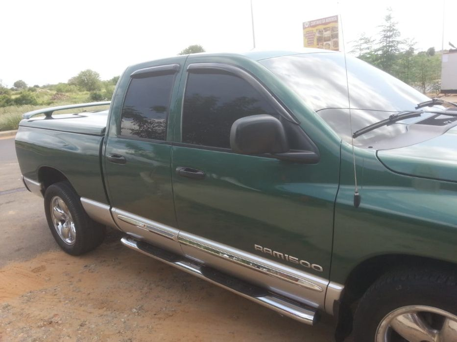vendo Dodge Ram a Gasolina