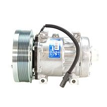 compresor aer conditionat combina new holland Buzau - imagine 1