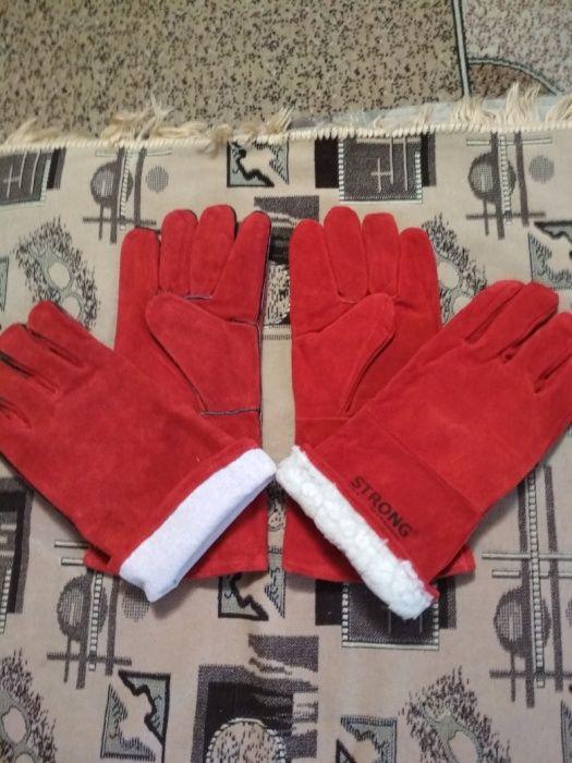 Спец перчатки