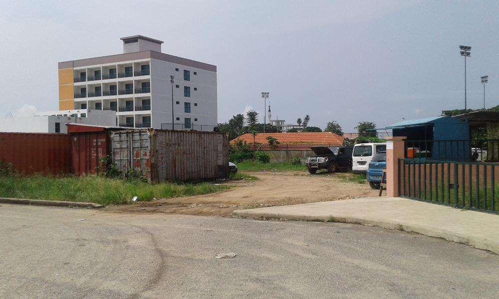 Venda de Terrenos na Zona Nobre da Cidade de Cabinda