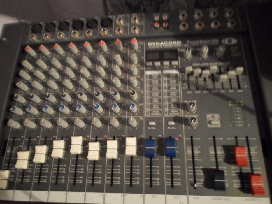 mixer dinacord 600