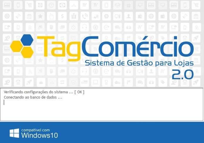 Tag Comercio a Venda - programa comercial