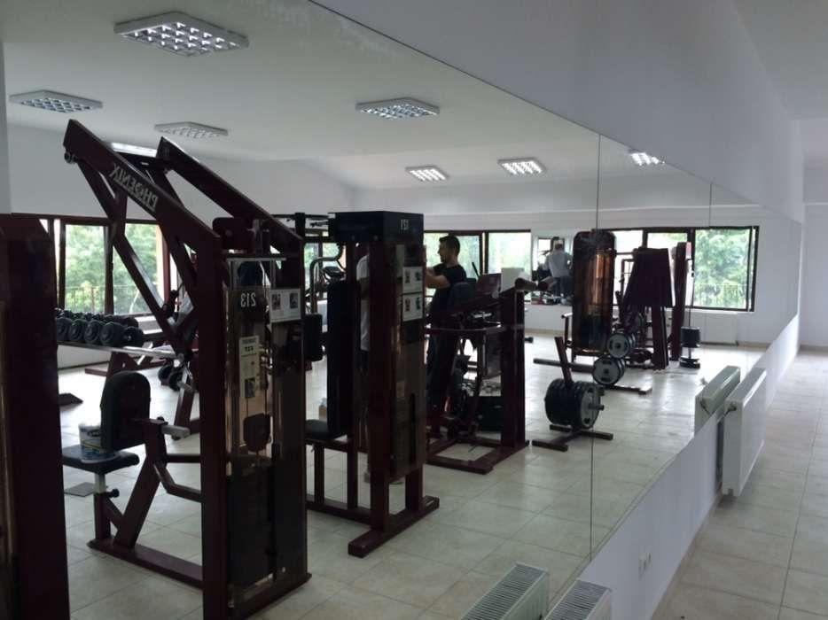 oglinzi pt sali de fitness x-body kineto balet aerobic