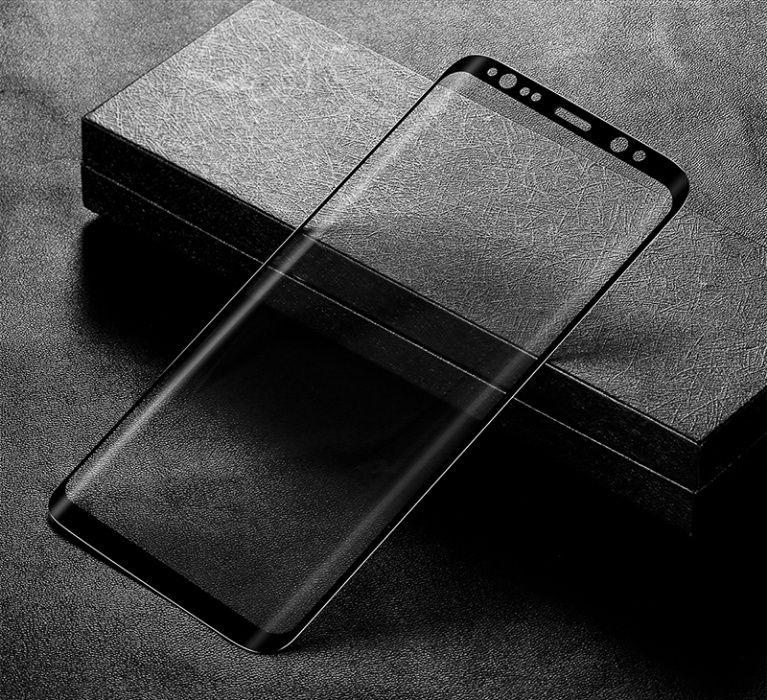 3D стъклен протектор за Samsung Galaxy S9, S9+, Note 8, A8 2018