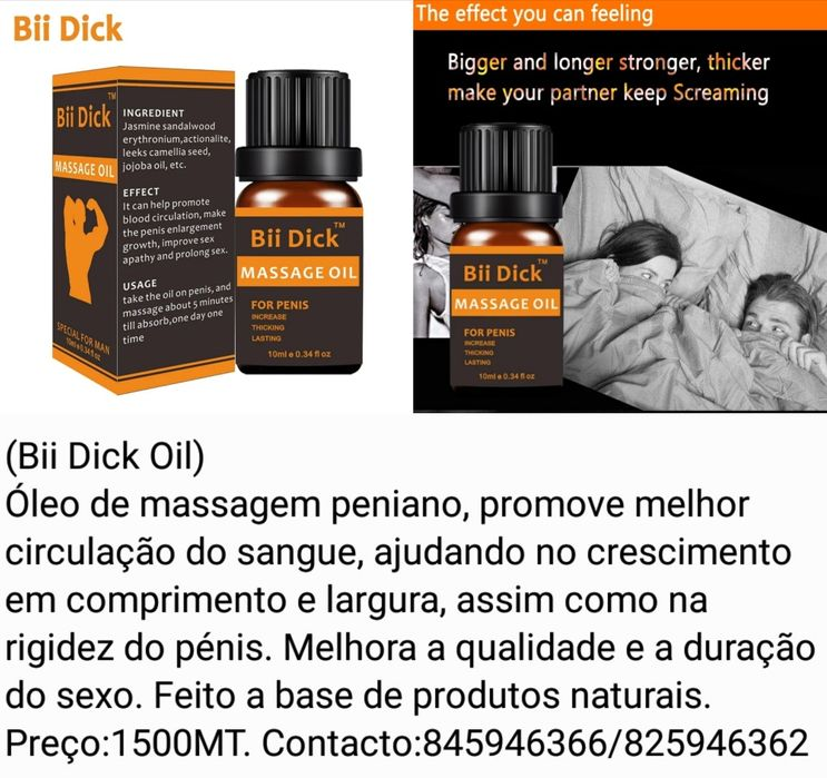 Bii Dick Oil