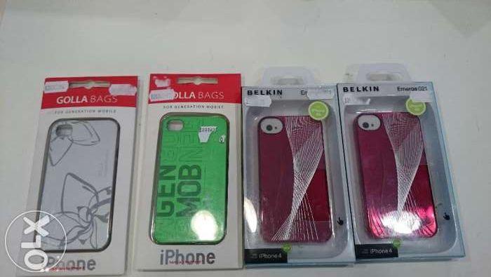 Husa/Cover/Case/ Belkin pt Iphone 4/4S NOU
