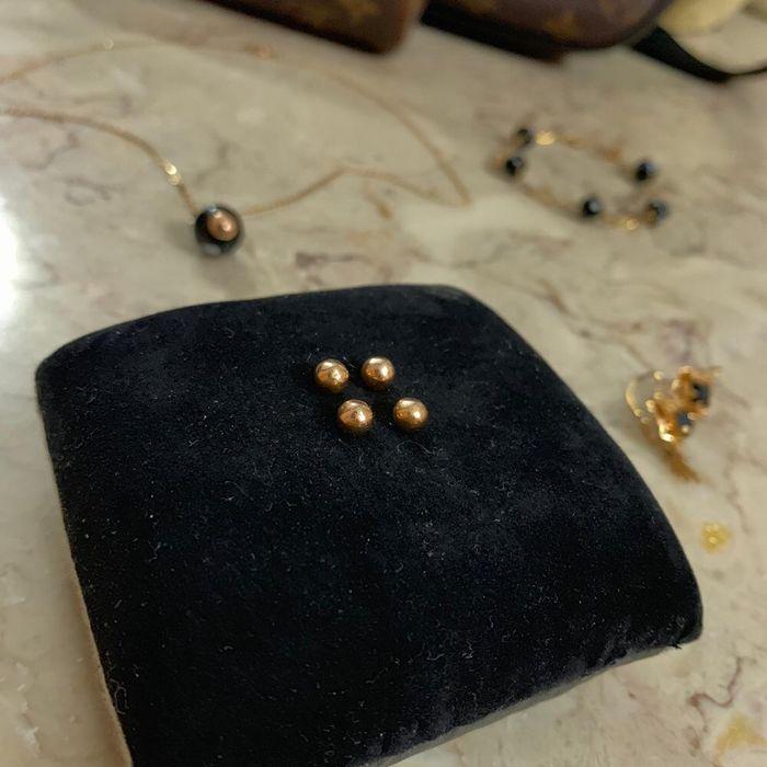 Brincos de ouro