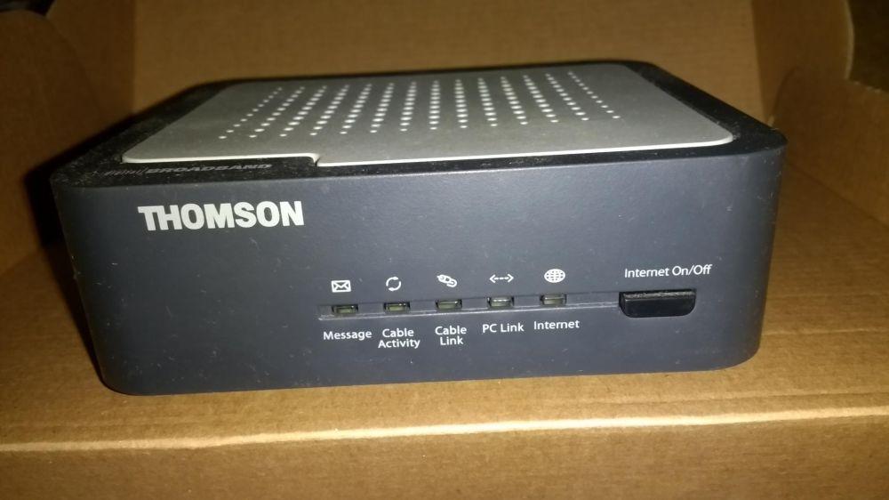 Modem Thomson broadband TCM420