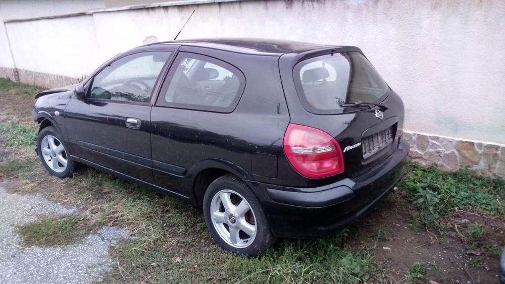 Нисан Алмера (Nissan Almera) 2.2