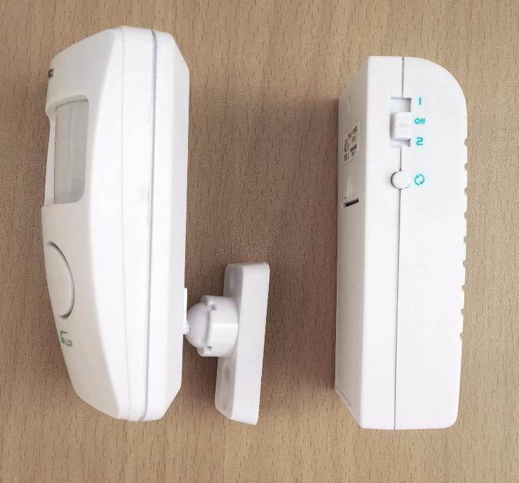 Аларма с безжичен ПИР датчик- електронна стража
