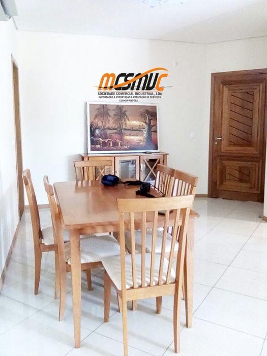 Arrendamos Apartamento T3 Condomínio Mayombe de Talatona