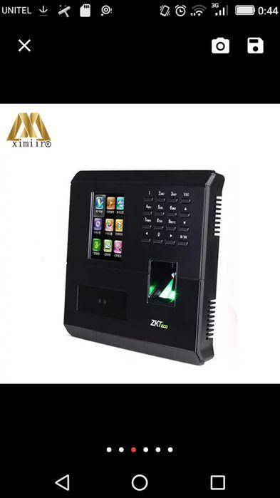 Biometrico ZKT com camera