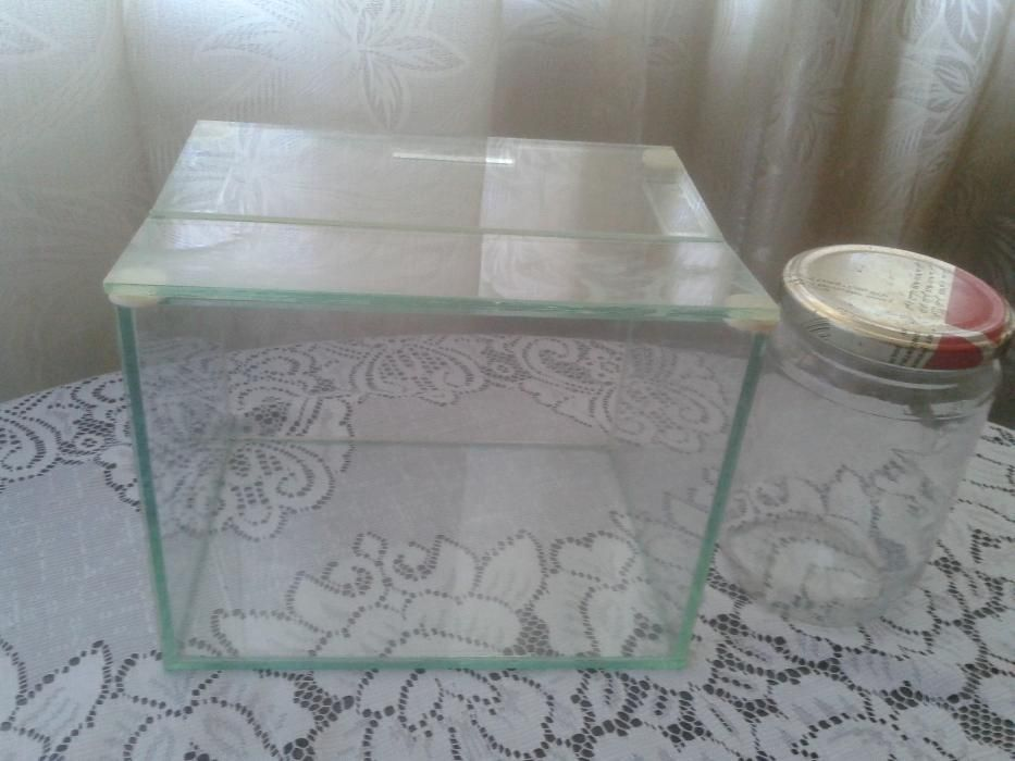 Малък аквариум