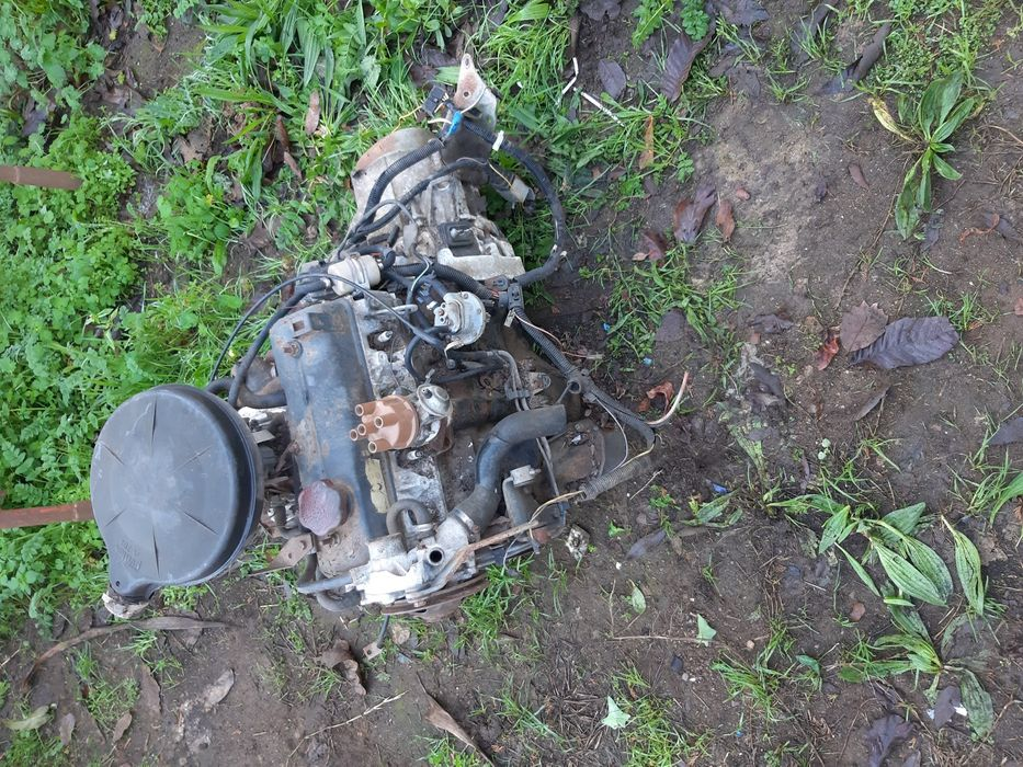 Motor do carro renot super 5